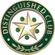 Distinguished Clubs of America logo